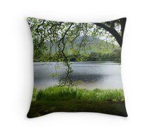 Pallacapall Lough Throw Pillow