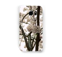 Cherry Blossoms Samsung Galaxy Case/Skin