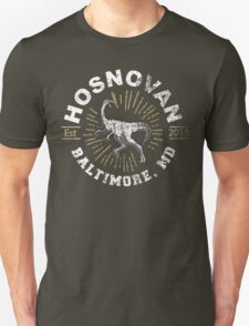 Hosnovan Co Vintage Print Unisex T-Shirt
