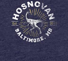 Hosnovan Co Vintage Print Tri-blend T-Shirt