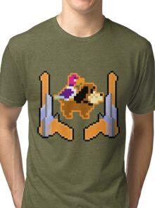 Duck Seazon - Pixels Tri-blend T-Shirt
