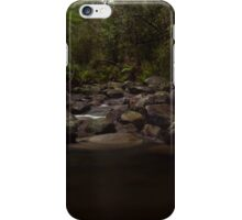 Badgers Pond - Panorama iPhone Case/Skin