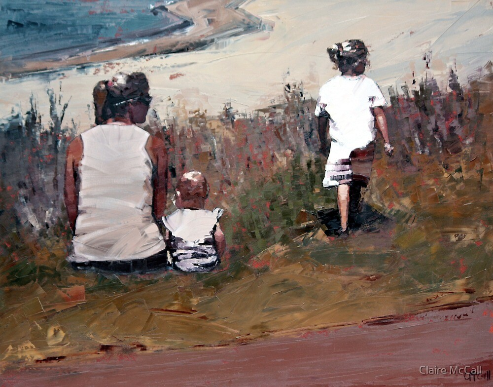 Beachside by Claire McCall
