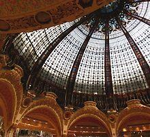 Galeries Lafayette by Elle Fennah