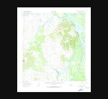 USGS TOPO Map Alaska AK Holy Cross B-3 356033 1952 63360 Unisex T-Shirt