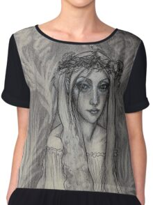 Fairy In The Forest Chiffon Top