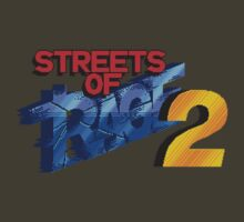 Streets of Rage 2 by cisnenegro