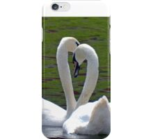 Almost  A Heart ........... iPhone Case/Skin
