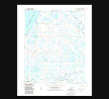 USGS TOPO Map Alaska AK Point Lay D-1 358451 1955 63360 Unisex T-Shirt