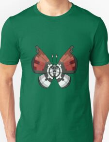 Pokemon Butterfly Unisex T-Shirt