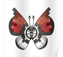 Pokemon Butterfly Poster