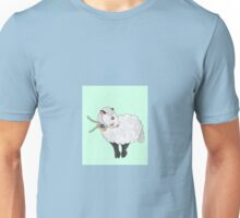 Ewe's not Fat, Ewe's Fluffy! Unisex T-Shirt