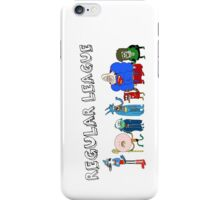 Regular League iPhone Case/Skin