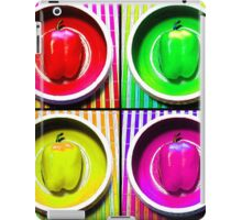 Bell Pepper Rainbow iPad Case/Skin