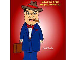 Mr. Grumpy by louie ferris