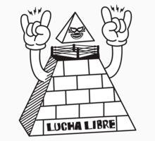 LUCHA-LIBRE Kids Tee