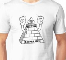 LUCHA-LIBRE Unisex T-Shirt