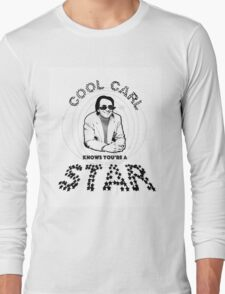 Cool Carl - Sagan  Long Sleeve T-Shirt