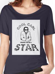 Cool Carl - Sagan  Women's Relaxed Fit T-Shirt