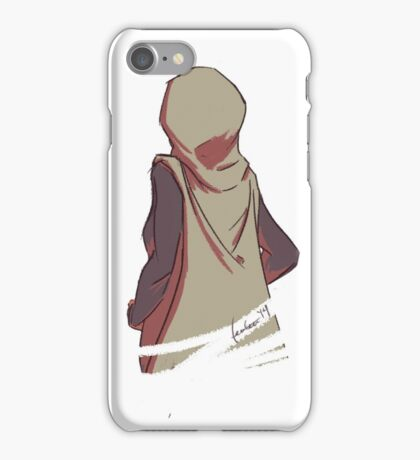 Miss Martian (Earth Sisters) iPhone Case/Skin