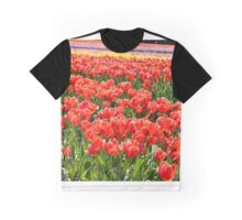 Red Red Red Graphic T-Shirt