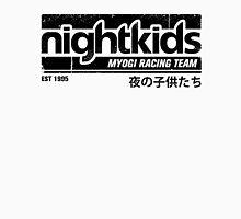 Initial D - NightKids Tee (Black) Unisex T-Shirt