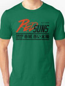 Initial D - RedSuns Tee (Black) T-Shirt
