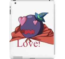 Flame Eater - Love iPad Case/Skin