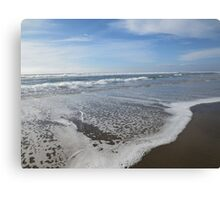 Ocean Shore Canvas Print