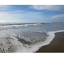 Ocean Shore Photographic Print