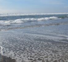 Ocean Shore Sticker
