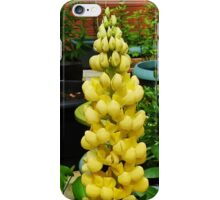 Sunkissed Golden Flowers Collage iPhone Case/Skin