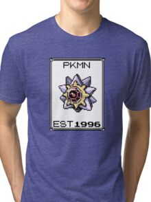 Starmie - OG Pokemon Tri-blend T-Shirt