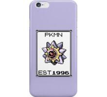 Starmie - OG Pokemon iPhone Case/Skin