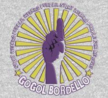 Gogol Bordello - Start Wearing Purple One Piece - Short Sleeve
