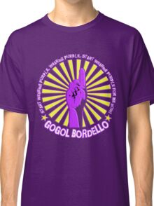 Gogol Bordello - Start Wearing Purple Classic T-Shirt