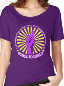 Gogol Bordello - Start Wearing Purple Women's Relaxed Fit T-Shirt