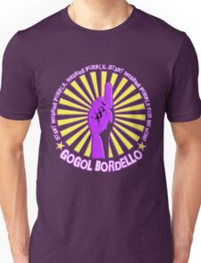 Gogol Bordello - Start Wearing Purple Unisex T-Shirt