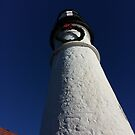 Portland Light House by Jane Jenkins