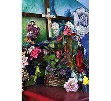 Chicano Park Shrine Photographic Print