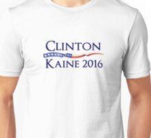 Clinton Kaine 2016 Campaign Design Unisex T-Shirt