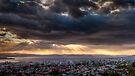 Sunrise from Mount Staurt by Jim Lovell
