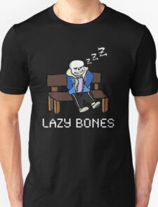 Lazy Bones- Undertale Sans Unisex T-Shirt