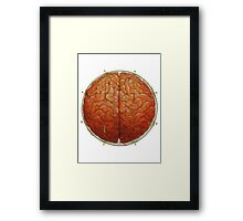 Cerebral Hyperstereogram II Framed Print