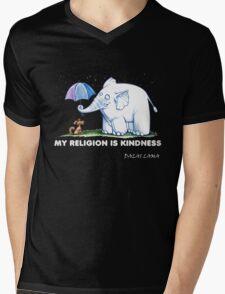 My Religion is Kindness Mens V-Neck T-Shirt
