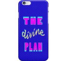 THE divine PLAN iPhone Case/Skin