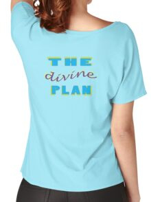 THE divine PLAN Women's Relaxed Fit T-Shirt
