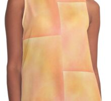 Watercolor Sunsets Contrast Tank