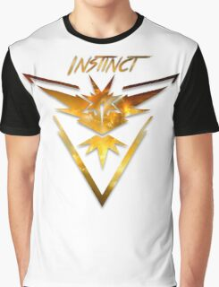 Pokemon GO | Team Instinct Graphic T-Shirt