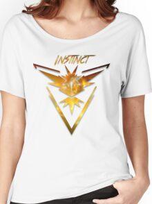 Pokemon GO | Team Instinct Women's Relaxed Fit T-Shirt